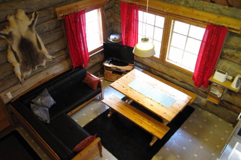 Apartment, 3 Bedrooms, Sauna - In-Room Dining