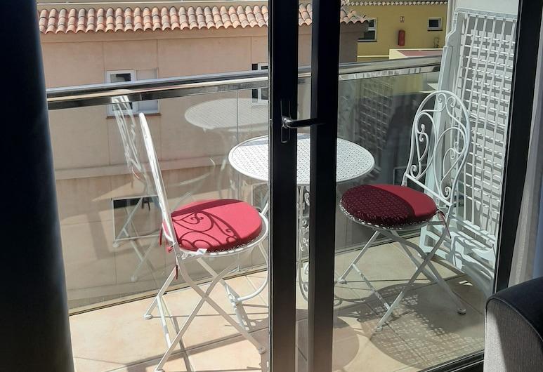 Las Vistas Apartments, Arona, Classic-huoneisto, 2 makuuhuonetta (3C), Parveke