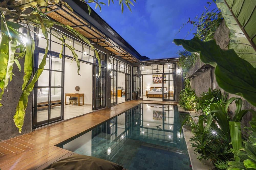 Villa, 2 Bedrooms (Unit 1) - Private pool