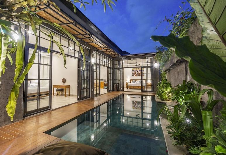 Lavani Villa Ubud, Ubud, Villa, 2 Bedrooms (Unit 1), Private pool