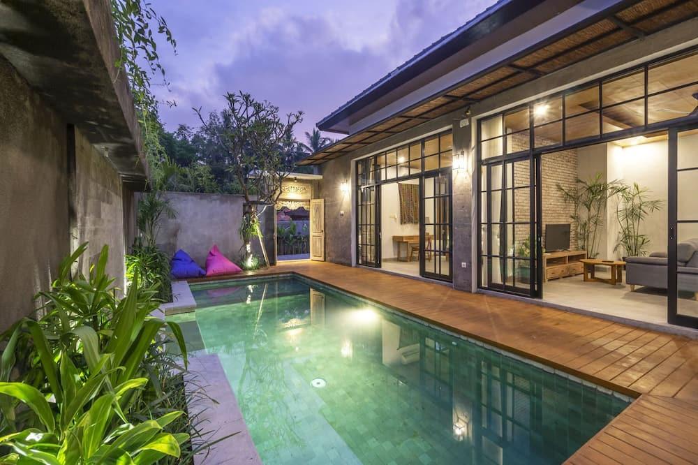 Villa, 2 Bedrooms (Unit 3) - Private pool