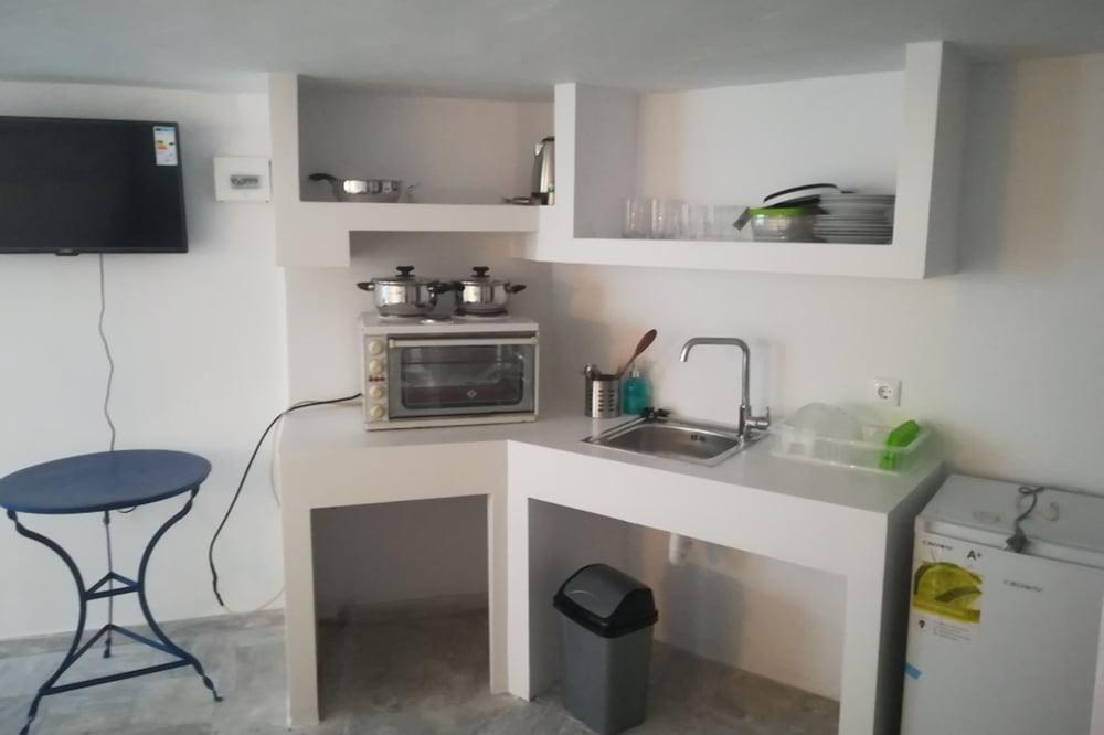 Dapur kecil peribadi