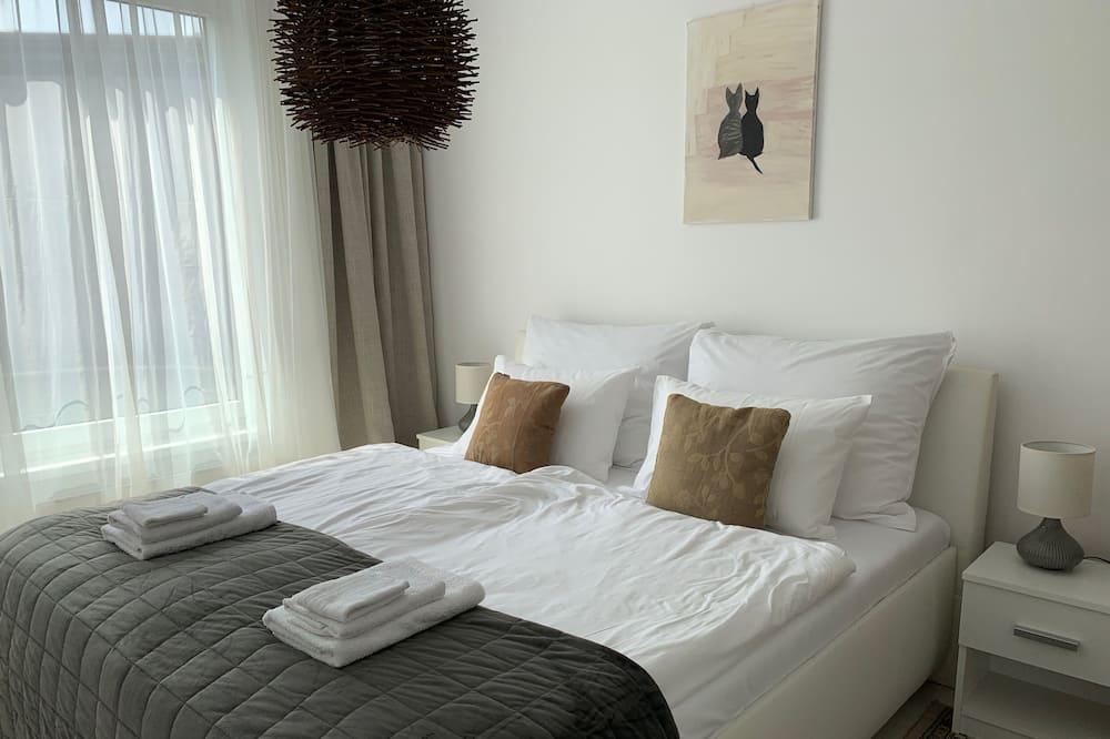 شقة فاخرة - الغرفة