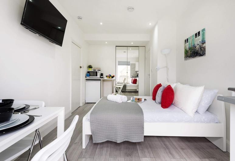 阿馬代爾路住宅 II 號酒店, 倫敦, 都會開放式客房 (1 Bedroom), 客房