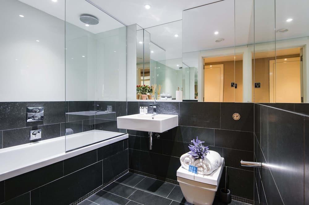 Departamento Deluxe (1 Bedroom) - Baño