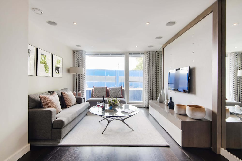 Departamento Deluxe (1 Bedroom) - Sala de estar