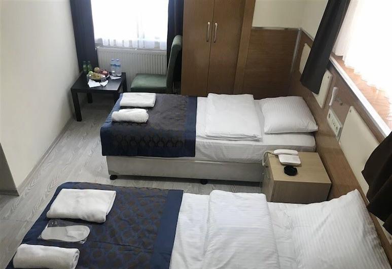 Viva Hotel, Istanbul, Štandardná izba s dvojlôžkom alebo oddelenými lôžkami, Hosťovská izba