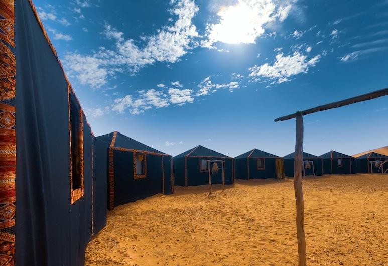 مخيم ماما مرزوكة كامبس, الطاوس