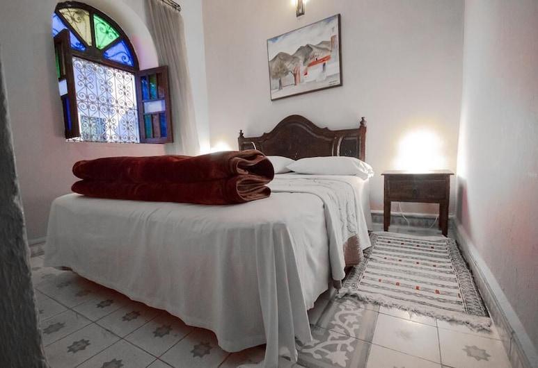 Dar Nokhba Inn, Chauen, Departamento Confort, 3 habitaciones, Habitación