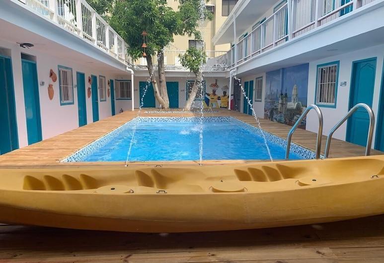 Hostal Cartagena de Indias, Cartagena, Bazen