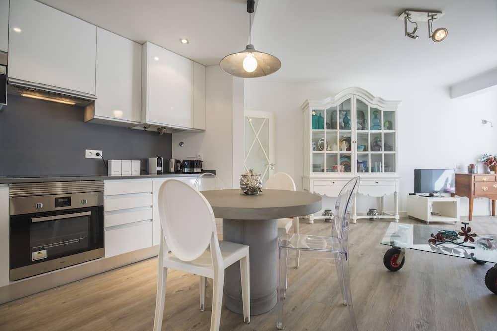 Apartemen, 2 kamar tidur, pemandangan samudra - Area Keluarga