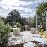 單棟房屋, 2 間臥室, 花園景 - 陽台