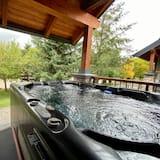 Townhouse Eksekutif - Bathtub spa pribadi