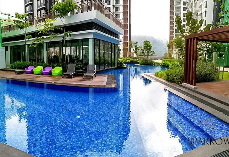 Midhills Premium Suites by Sparrow Homes, Genting Highlands, Outdoor Pool