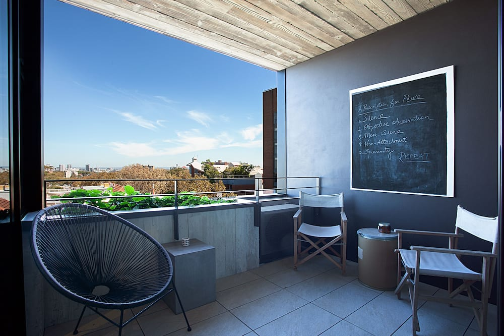 Executive Apartment - Balcony
