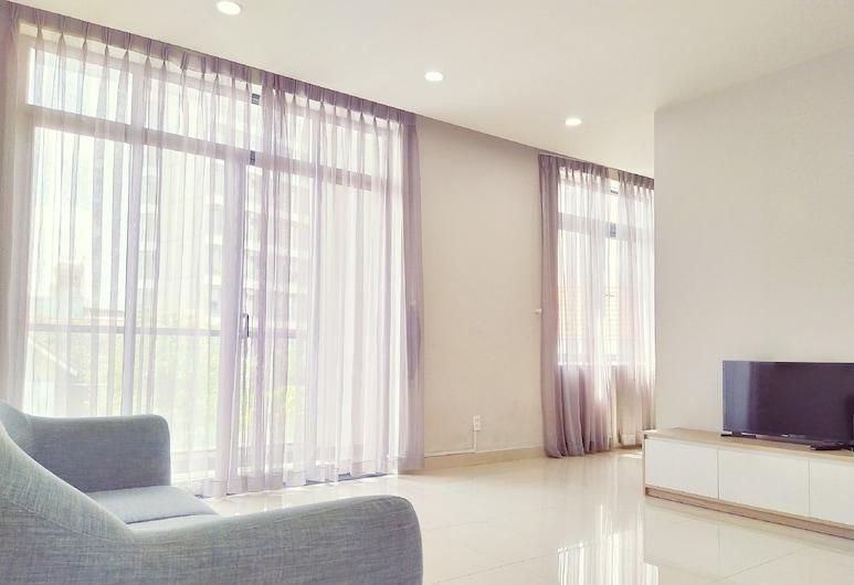 Sen Apartments, Ho-Chi-Minh-Stadt, Apartment, 2Schlafzimmer, Stadtblick, Zimmer