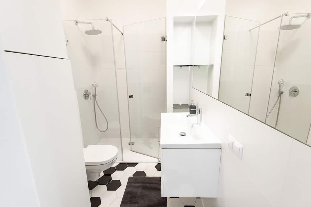 Design appartement - Badkamer