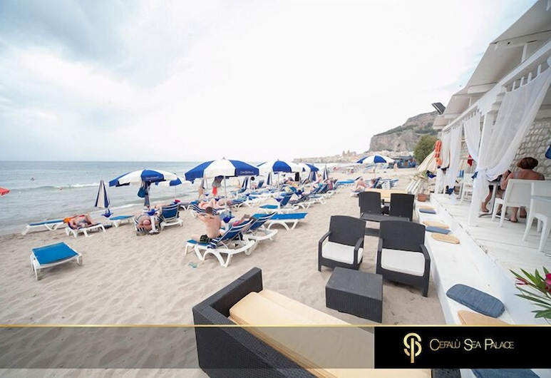 Cefalù Sea Palace, Cefalù, Playa