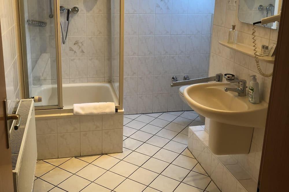 Suite, salle de bains privée - Salle de bain