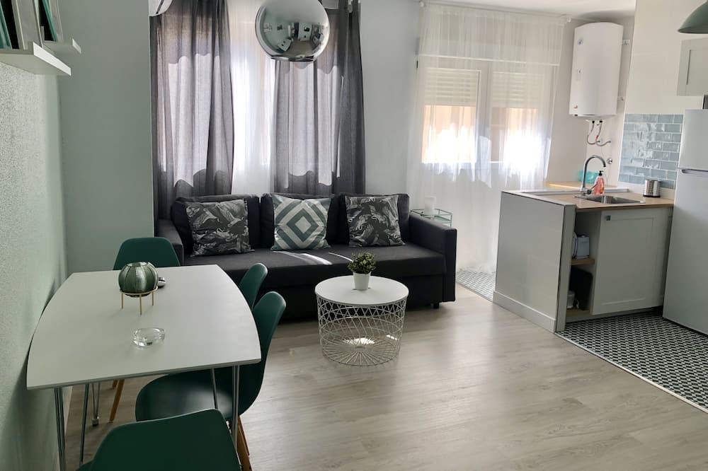 דירה משפחתית (Duque 3) - אזור מגורים