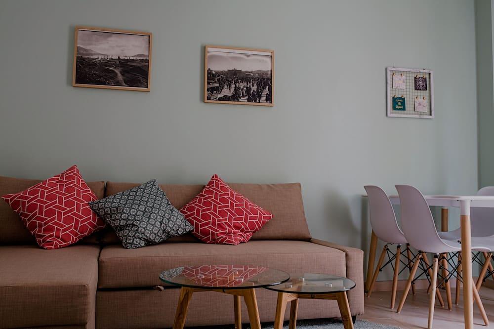דירה משפחתית (Duque 1) - אזור מגורים