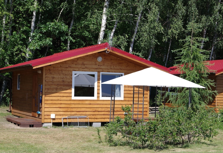 Wakacje Na Wyspie Campsite, Gdansk, Kabin Comfort, Kamar