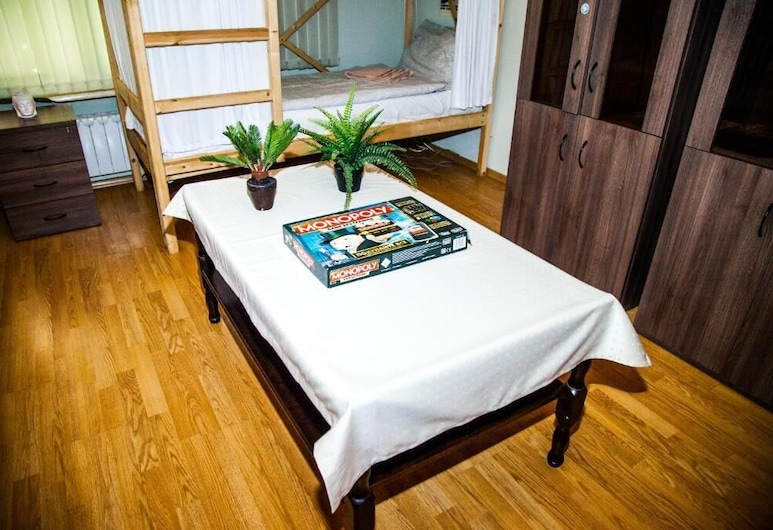 Hostel Noosfera, Moscow, Shared Dormitory, Men only (12 beds), Guest Room