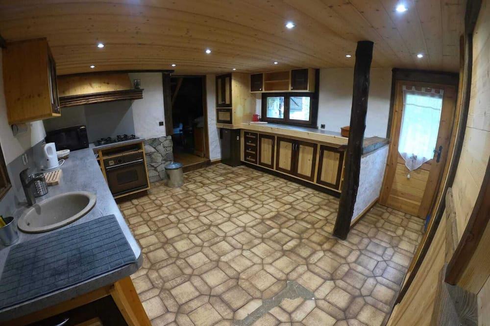Shared Dormitory (Sunset) - Shared kitchen