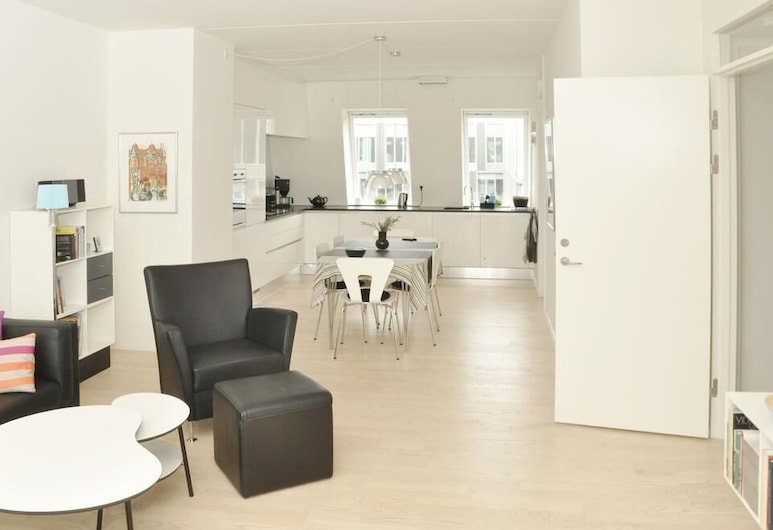 2 bedroom apartment Islands Brygge 93-1, Kodaň