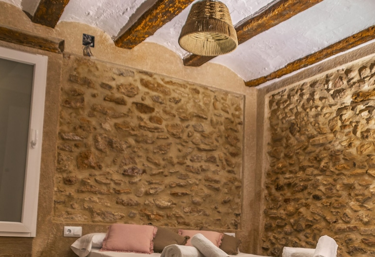 Casa Lo Pasteler, Roquetes, Ferienhaus, 2Schlafzimmer, Zimmer