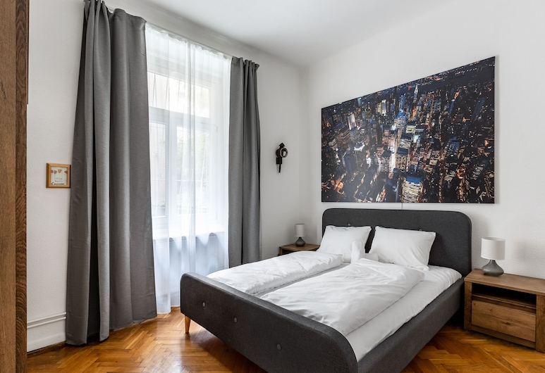 Your 3bdrm Apartment Close To The Buda Castle, Будапешт, Апартаменты, Номер
