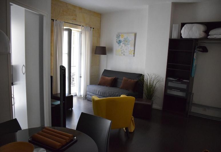 La Marquise - Lafayette Duplex wifi, Бордо, Дуплекс, Зона гостиной