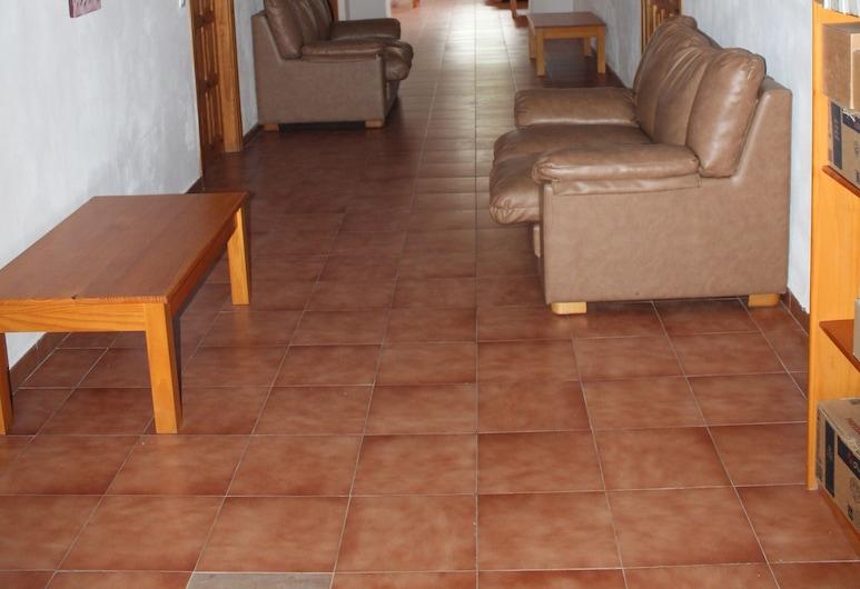 Albergue Camino de Santiago, בלאלקסאר, אזור ישיבה בלובי