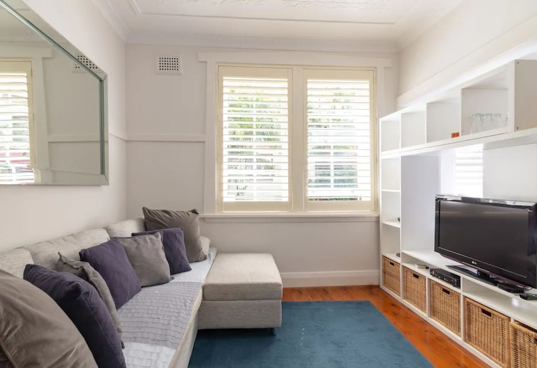 Stylish Art Deco Studio In Rushcutters Bay, Rushcutters Bay
