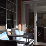 Коттедж (4 Bedrooms) - Балкон