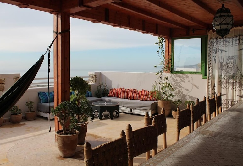 Marocsurf Camp Villa, Aourir, Terrace/Patio