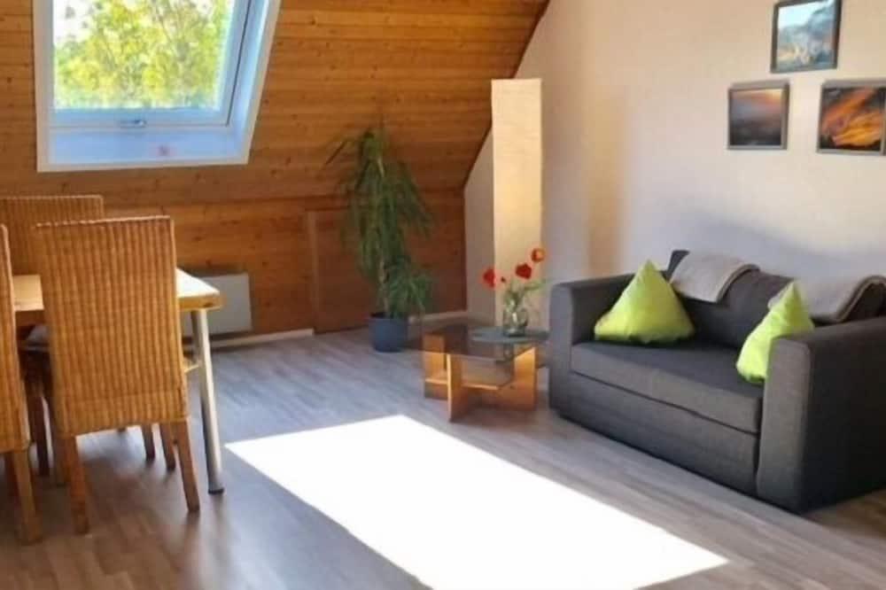 Apartment, 1 Schlafzimmer (3. OG) - Wohnbereich