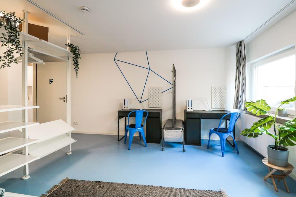Design kahetuba, ühiskasutatav vannituba - Lõõgastumisala