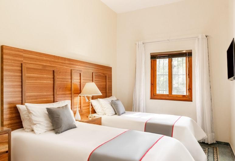 Hotel Casa Constanza, San Luis Potosi, Standardní pokoj, 2 jednolůžka, Pokoj