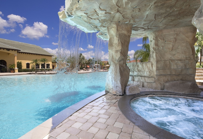 Disney Station by VillaDirect, Kissimmee, Outdoor Pool