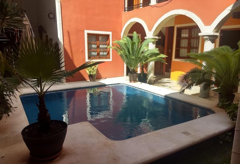 Casa Sofia Oaxaca, Oaxaca, Sundlaug