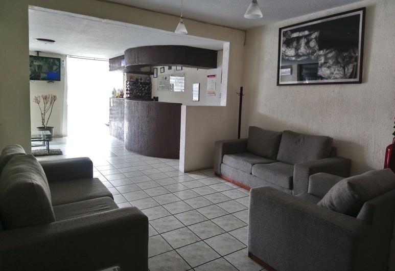 Hotel Guiba Las Americas, אגואס קליינטס, לובי