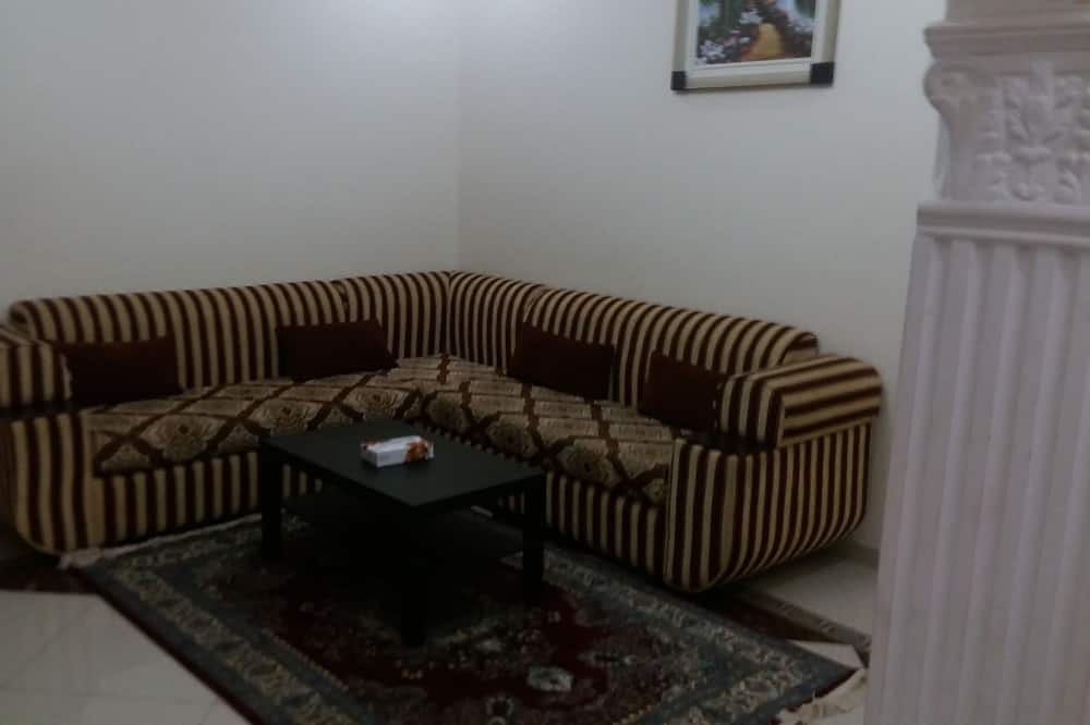 Family Bungalow - Living Area