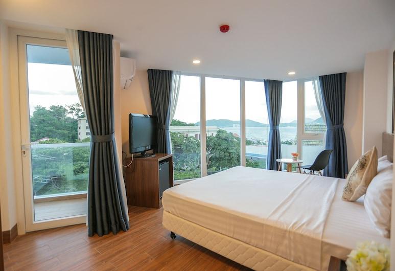 Cliff Hotel , Nha Trang, Dvojlôžková izba typu Deluxe pre 1 osobu, Hosťovská izba
