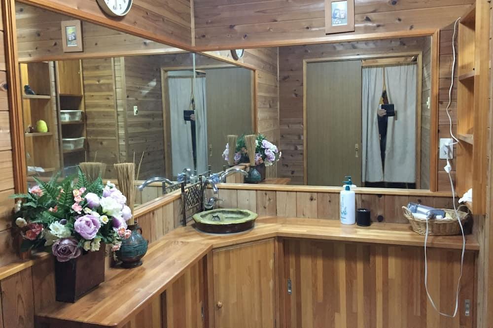 Habitación tradicional (Japanese Style for 3 Guests) - Baño