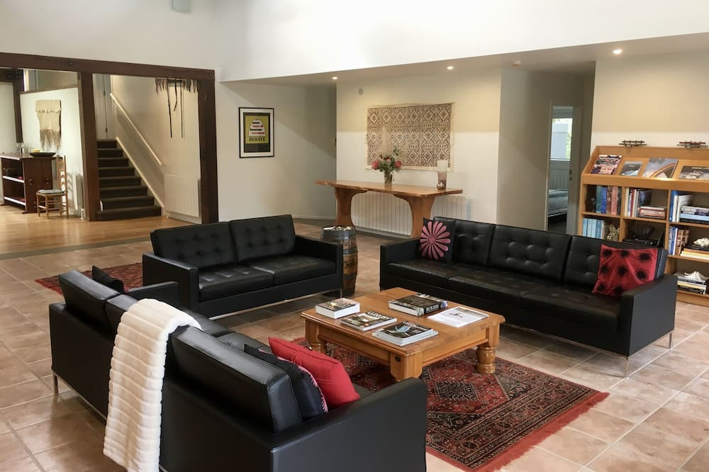 Villa Design, 6 camere da letto - Soggiorno