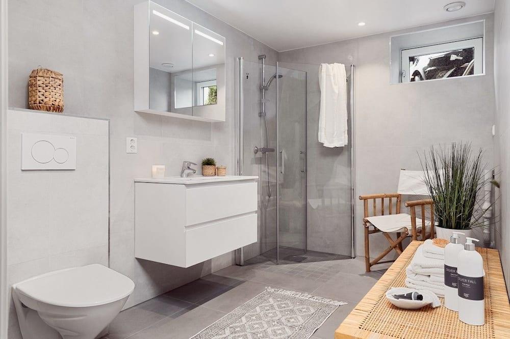 อพาร์ทเมนท์, 3 ห้องนอน (Towel, linen & cleaning excluded) - ห้องน้ำ