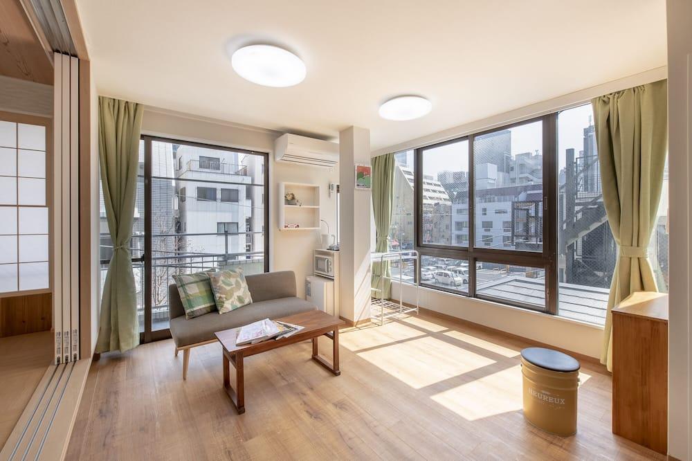 Apartment (2F) - Living Area