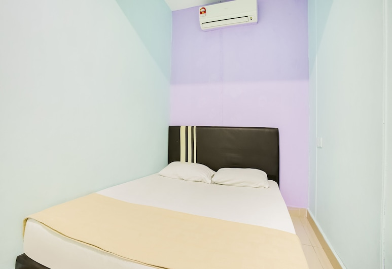 SPOT ON 89616 My Trillion Hotel, Kuala Lumpur, Standard Double Room, 1 Double Bed, Guest Room