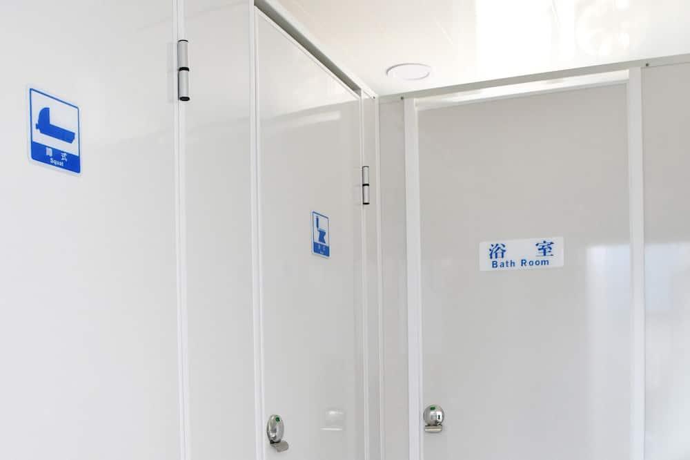 Studija su patogumais, bendras vonios kambarys - Vonios kambarys